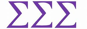 character counts character counts week With tri sigma letters
