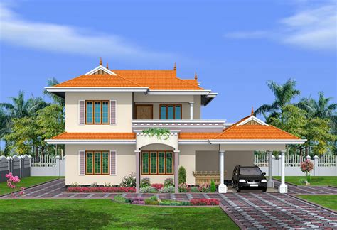 kerala home design elevation homemade ftempo
