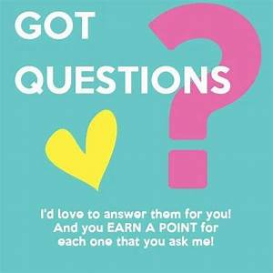 Love Questions For Facebook | www.imgkid.com - The Image ...