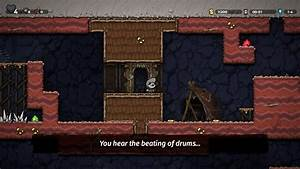 You Hear The Beating Of Drums - Spelunky 2 Wiki Guide