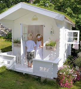 Domek dla dziecka - jaki jest idealny do zabawy w ogrodzie