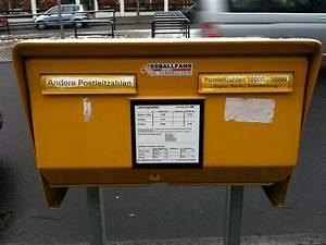 Spätleerung Briefkasten Berlin : briefkasten flatowallee 22 in berlin westend kauperts ~ Frokenaadalensverden.com Haus und Dekorationen