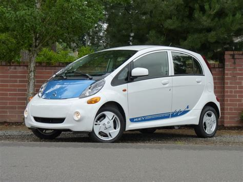 Most Efficient Electric Car by 2012 Mitsubishi I Ranked By Epa As Most Efficient Electric