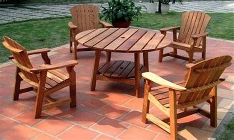 best exterior furniture wood stain outdoor wood