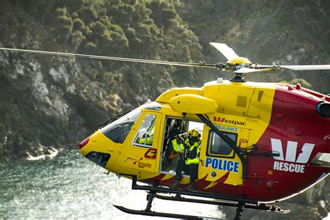 maritime rescue westpac rescue helicopter tasmania