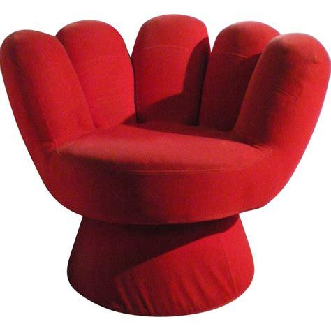 fauteuil en forme de but de conception de maison
