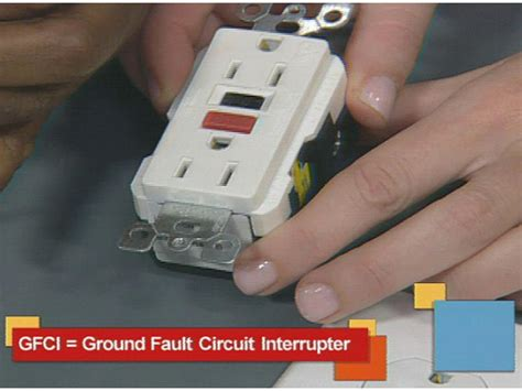 Install Gfci Outlet How Tos Diy
