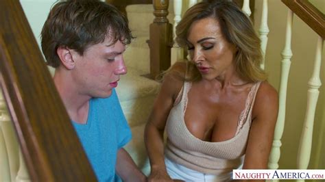 Australian Milf Aubrey Black Takes Teen S Virginity
