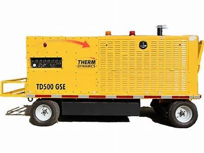 Td Gse Flameless Heat Heater Td500 Aircraft