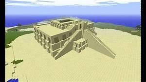 Minecraft Ziggurat of Ur - YouTube