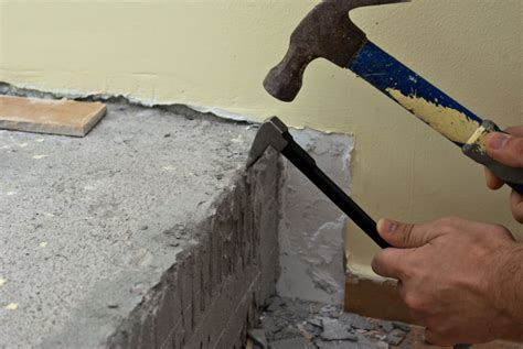 how to remove wall tile adhesive howtospecialist how