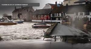 Multi-million pound flood protection scheme for Exe ...