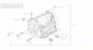 Subaru Wrx Oil Seal  Transmission  Case  Kit
