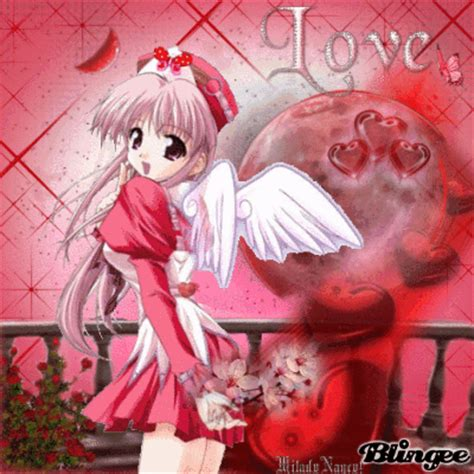 Anime Gif Valentines Anime Of Happy Day Fotograf 237 A