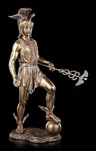 Hermes Figur Der Götterbote Veronese www figuren shop de