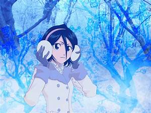 Rukia WinterForest - Bleach Anime Wallpaper (9089570) - Fanpop