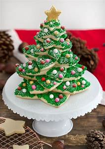 25 Days of Cookies: This epic Christmas sugar cookie tree ...