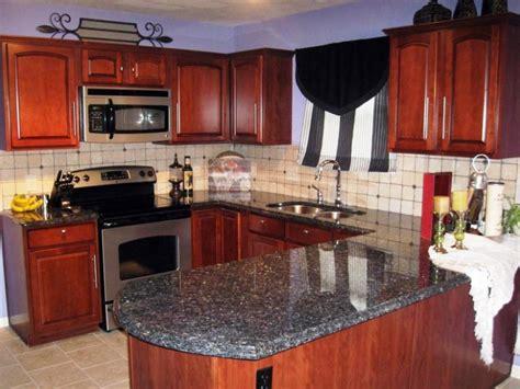 kitchen cabinets granite countertops fantastic blue pearl granite countertop ideas home 6080