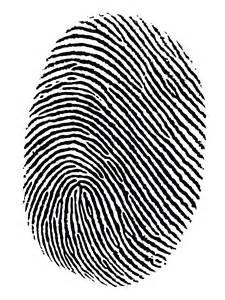 Kid Fingerprint Digital Print System