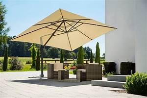 schneider schirme sonnenschirm rhodos grande 300x400 cm With französischer balkon mit sonnenschirm groß stabil