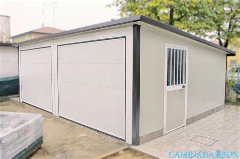 box auto coibentati box e garage prefabbricati bergamo caminada