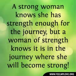 Strong Women Strength Quote