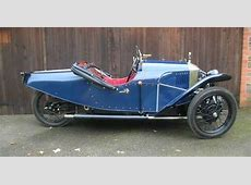 1930 Aero Morgan Three Wheeler 1929 SOLD Car And Classic