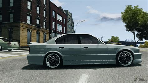 bmw e34 tuning bmw 535i e34 tuning for gta 4