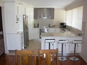 la cuisine en u avec bar voyez les dernieres tendances With meubler une petite cuisine 6 comment meubler votre cuisine semi ouverte archzine fr