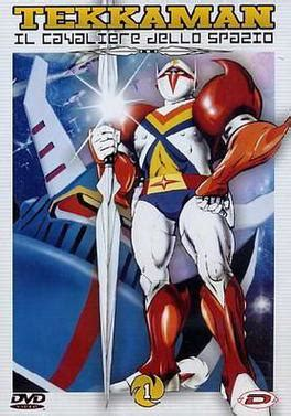 tekkaman  space knight wikipedia
