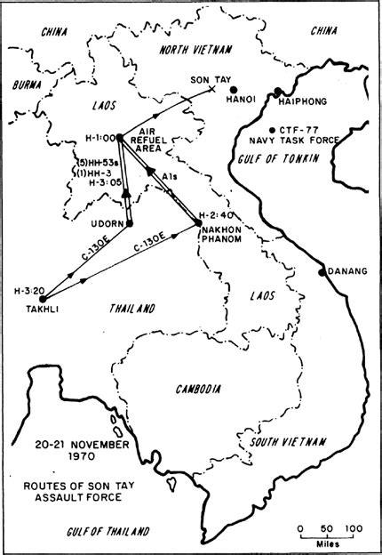 Operation Kingpin: The U.S. Army Raid on Son Tay, 21