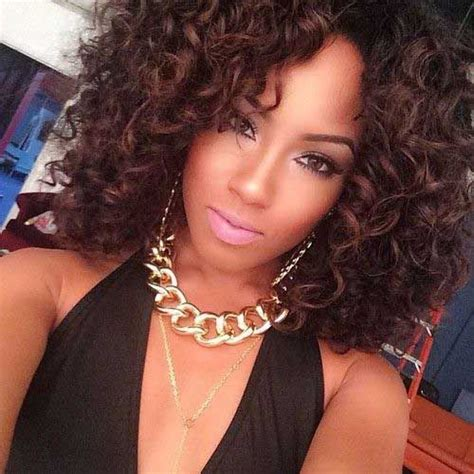 Pic Of Sew In Weave Hairstyles by Best 25 Curly Weave Hairstyles Ideas On
