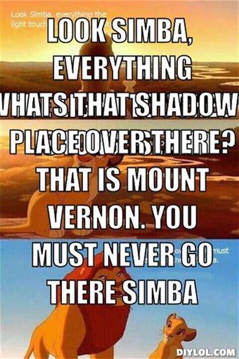 Lion King Meme Generator - lion king shadow meme generator image memes at relatably com