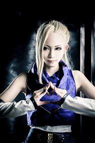 Anime Female Naruto Cosplay