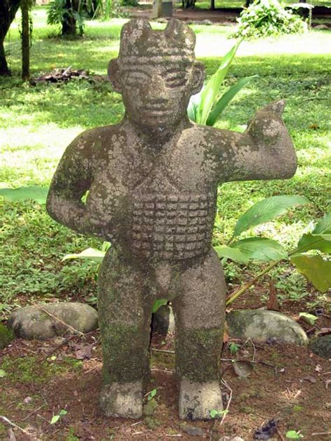 Costa Rica - Centro Neotrópico Sarapiquís - Arte precolombino
