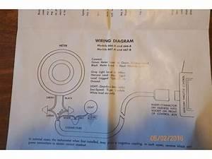 Fiberglassics U00ae - Tach Wiring   Nj Triton