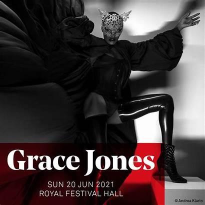 Jones Grace 2021 Meltdown Festival Royal Hall