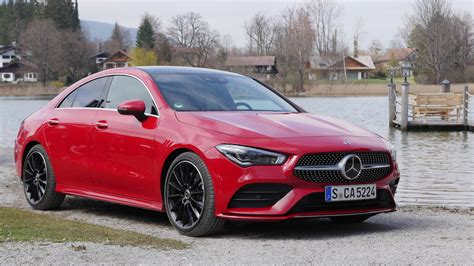 Cla 250 cla 250 4matic coupe package includes. Mercedes CLA 250 AMG-Line Fahrbericht 2019 - Autogefühl