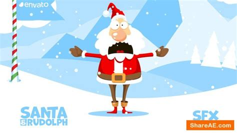 Christmas Logo After Effects Template by Videohive Christmas Logo Opener 1 Snowball 187 Free After