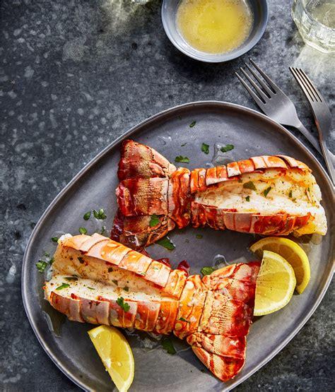 lobster garlic air tails butter fryer lemon allrecipes mm