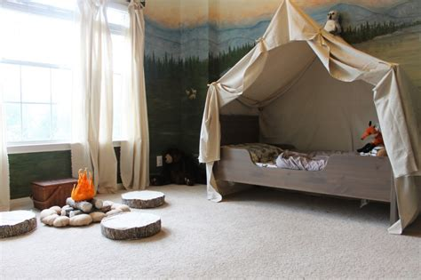 Cute Bed Tent Design For Boys-interior Design Inspirations
