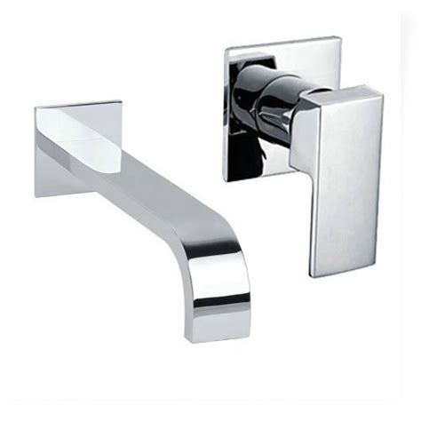 wall mounted waterfall faucets for vessel sinks single handle waterfall wall mount bathroom vessel sink