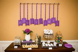 The ultimate harry potter bridal shower details for Wedding shower decorations ideas