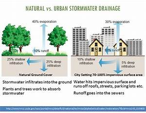 Great Graphic Showing How Urbanization Impacts The  Water