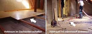 Dachboden Fußboden Verlegen : dachboden d mmen kosten f rderung und aufbau energieheld gmbh ~ Markanthonyermac.com Haus und Dekorationen