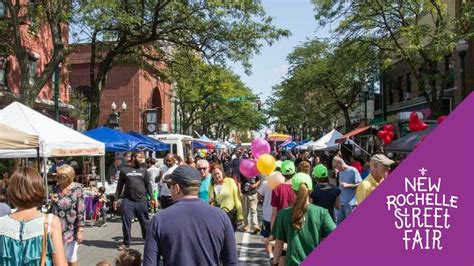New Rochelle Street Fair  New Rochelle, Ny