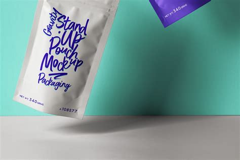 Including multiple different angles and views with clean empty space to add your own design on top of the free mockup. Free Stand-Up Pouch Packaging PSD Mockup - Free Mockup ...