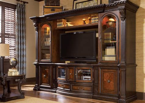 sauder tv stands wall units vs tv stands which gets your vote the