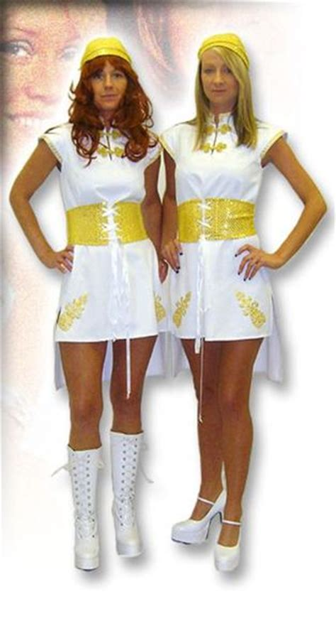abba fancy dress hire size