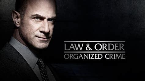 'Law & Order: Organized Crime' Showrunner Addresses ...